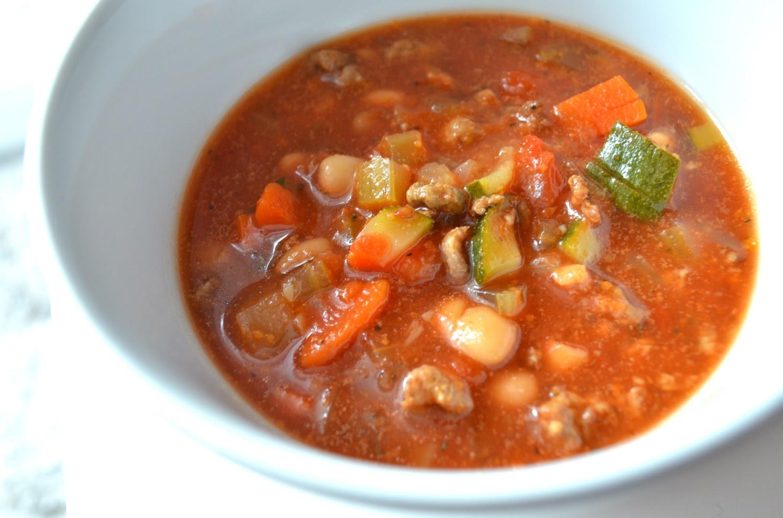 Squishy Zucchini : Stuff & Nonsense: slow cooker