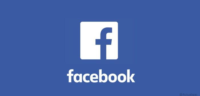 También en Facebook.