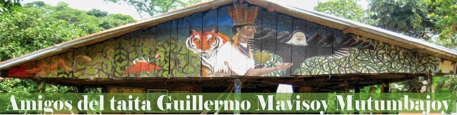 Amigos del Taita Guillermo Mavisoy Mutumbajoy