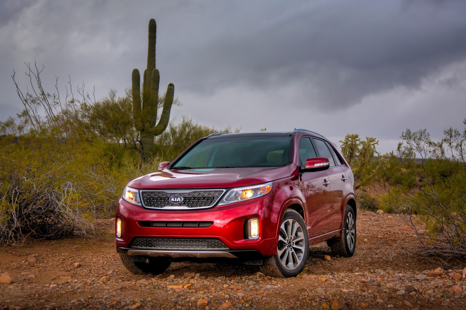 New Car Review  2014 Kia Sorento