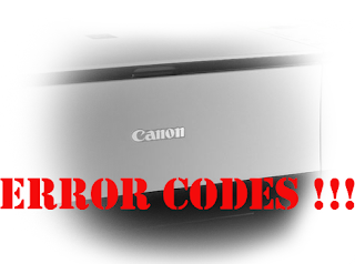 KODE ERROR PRINTER CANON MP 258 DAN ALTERNATIF SOLUSINYA