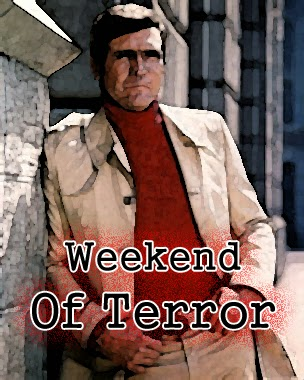 Weekend Of Terror Cover