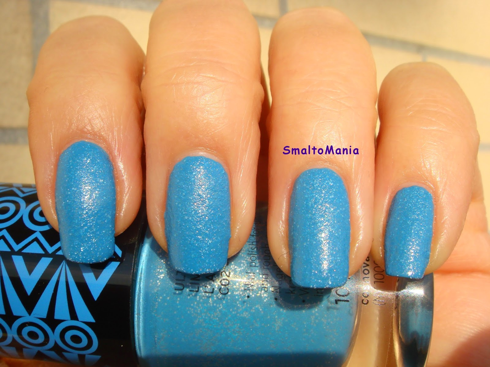 Catrice Quel Bleu Turquoise