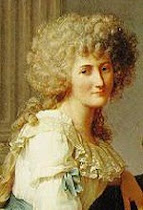 Marie Paulze Lavoisier (1758 - 1836)