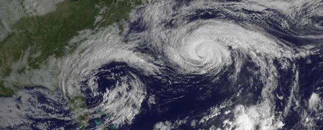 restos de huracán en canarias fuertes lluvias  10 11 octubre