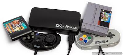 Adaptador USB permite jogar com cartuchos de SNES e Mega Drive no PC