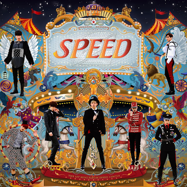 Speed Speed Circus cover