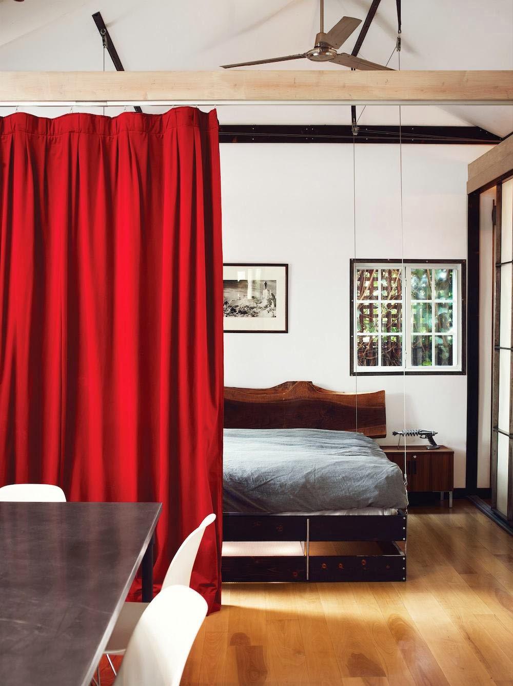 yatak odası askı sistemi