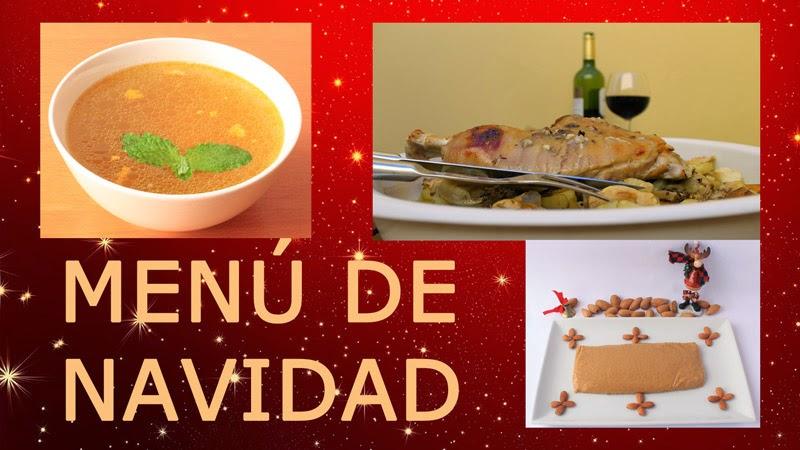 Men navide o saludable adelgazar sin hacer dietas for Menu navideno facil de hacer