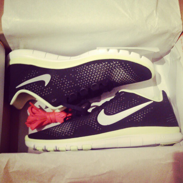 my nike shoes