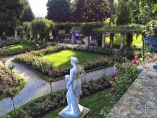 Italian Garden in Mainau