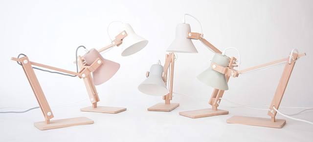 pastel lamps