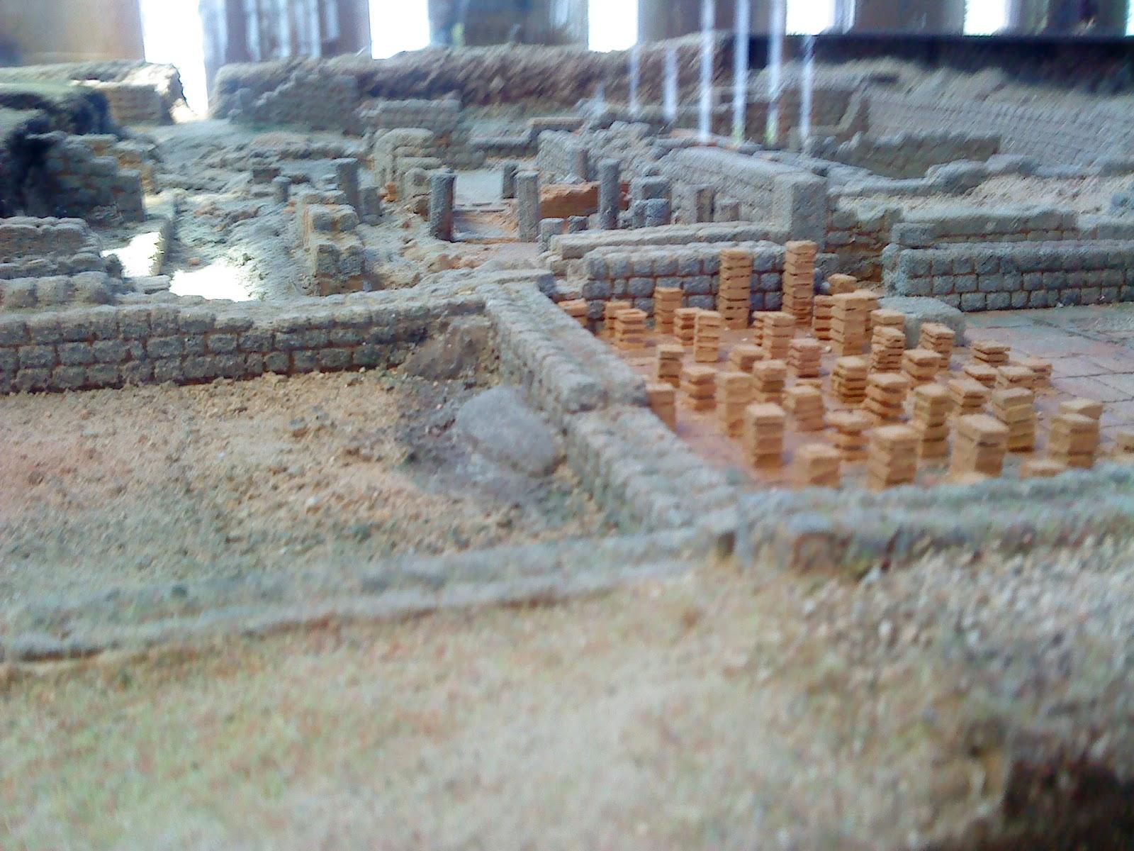 Baths of bracara augusta hispania termas de bracara - Maderas hispania ...