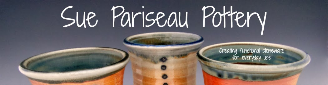 Sue Pariseau Pottery