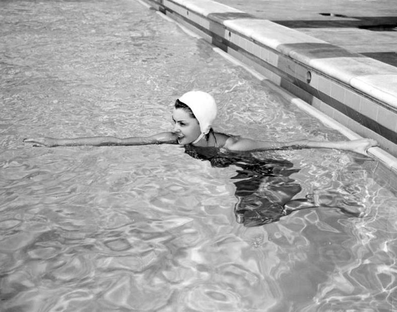Leaves You Wanting More Esther Williams With Love