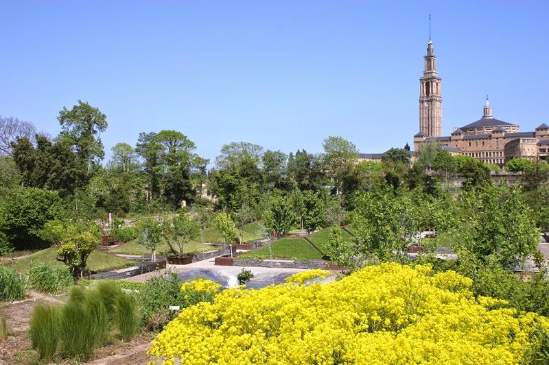 Asturias Naturaleza Jardin Botanico De Gijon