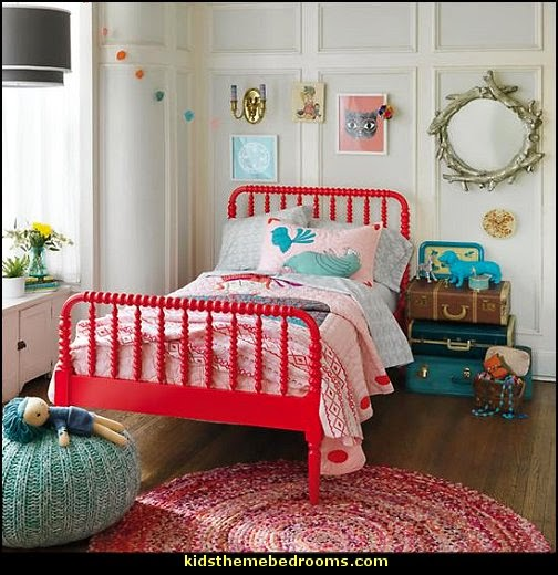 Land Of Nod Twin Bed