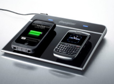 charge phones with induction chargers wirelessly
