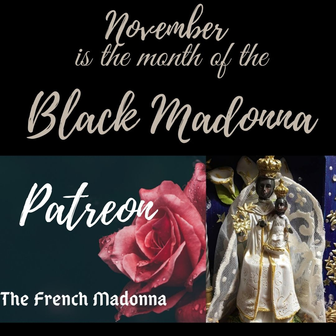 The month of November on Patreon