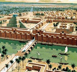 La ciudad de Lagash