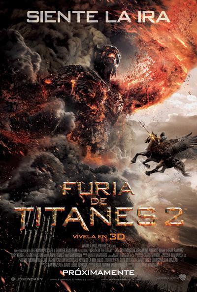Furia de Titanes 2 DVDRip Español Latino Descargar 1 Link 2012