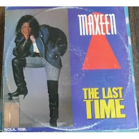 Maxeen – The Last Time (VLS) (1989)