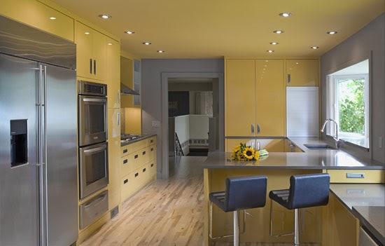 Modern momma mid century modern ranch kitchen remodel for 70s kitchen ideas