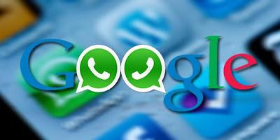 Google Siap Akuisisi Aplikasi WhatsApp?