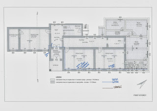Water plan - ground floor