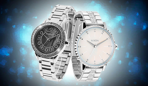 Стильные женские часы 2013