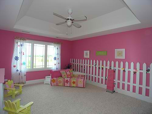 Little girls bedroom teenage room themes for girls - Room for girls ...