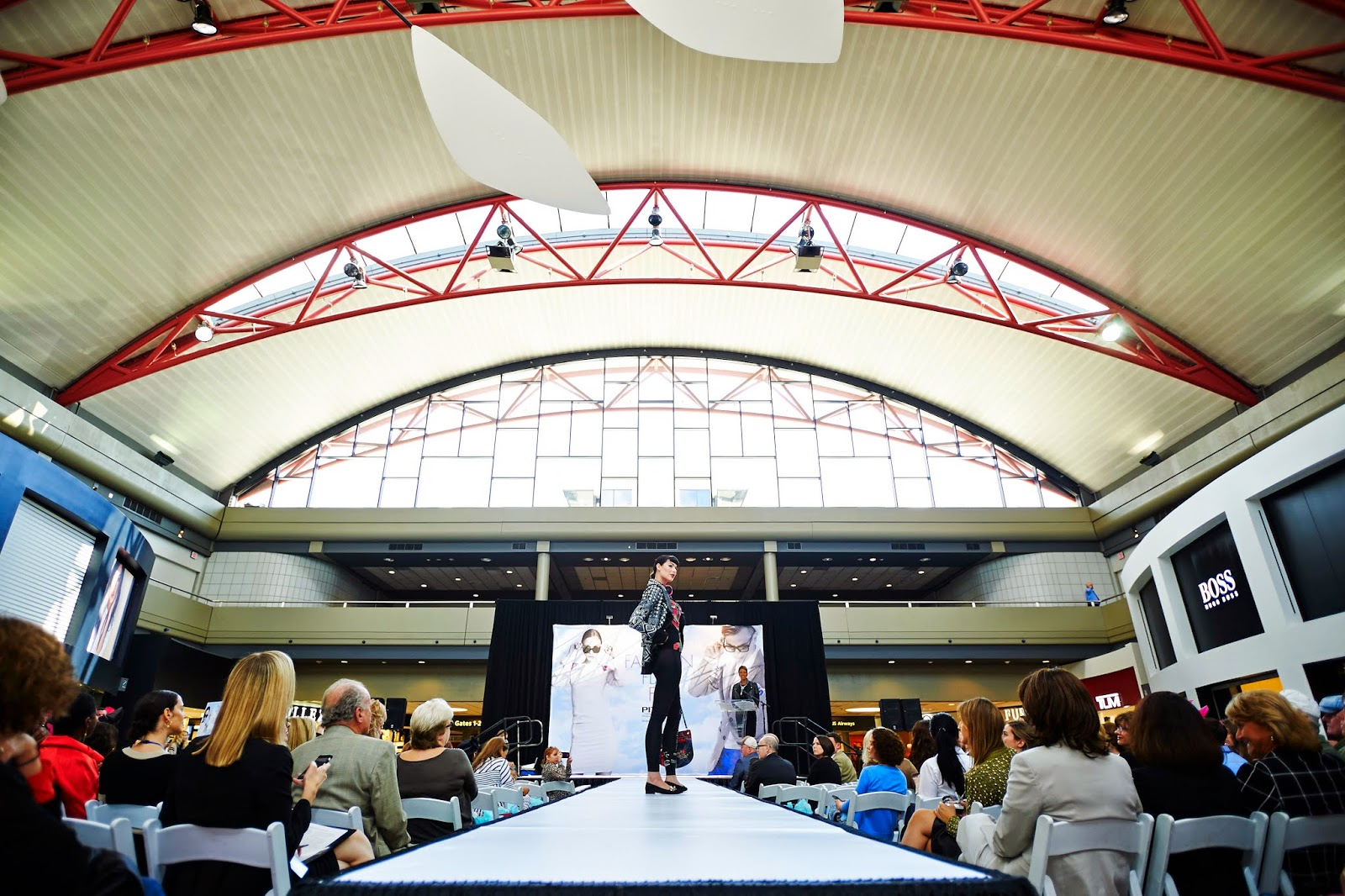 The Pittsburgh Look Monday Spotlight AIRMALL At PIT Premieres High