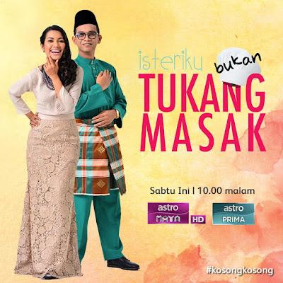 Isteriku Bukan Tukang Masak (2015), Tonton Full Telemovie, Tonton Telemovie Melayu, Tonton Drama Melayu, Tonton Drama Online, Tonton Drama Terbaru, Tonton Telemovie Melayu.