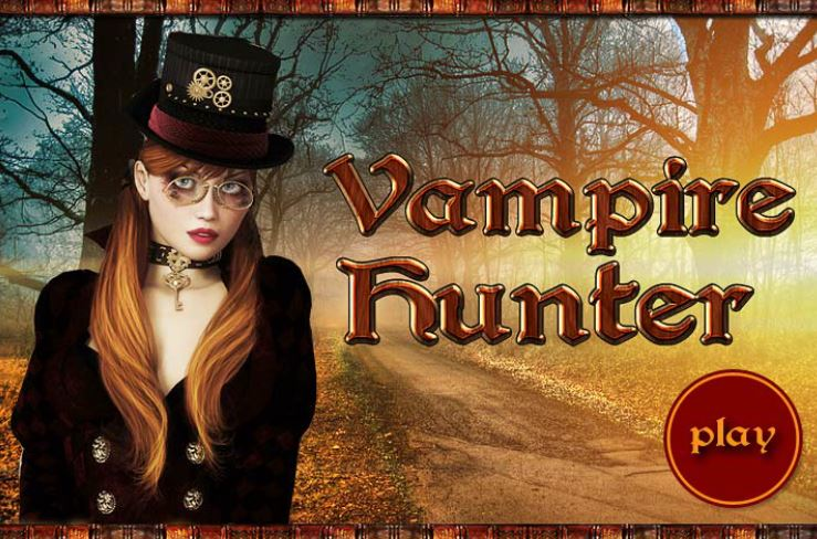 Hidden4fun Vampire Hunter