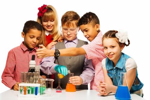 giovani scienziati