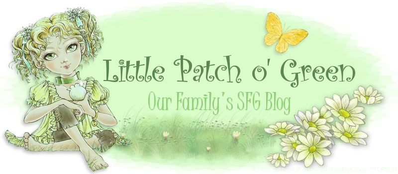 Little Patch o' Green