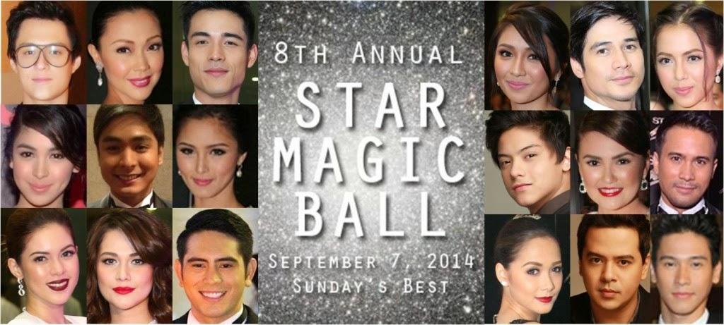 8th Annual Star Magic Ball
