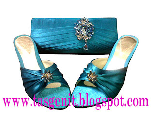 tas pesta clutch bag sandal pesta