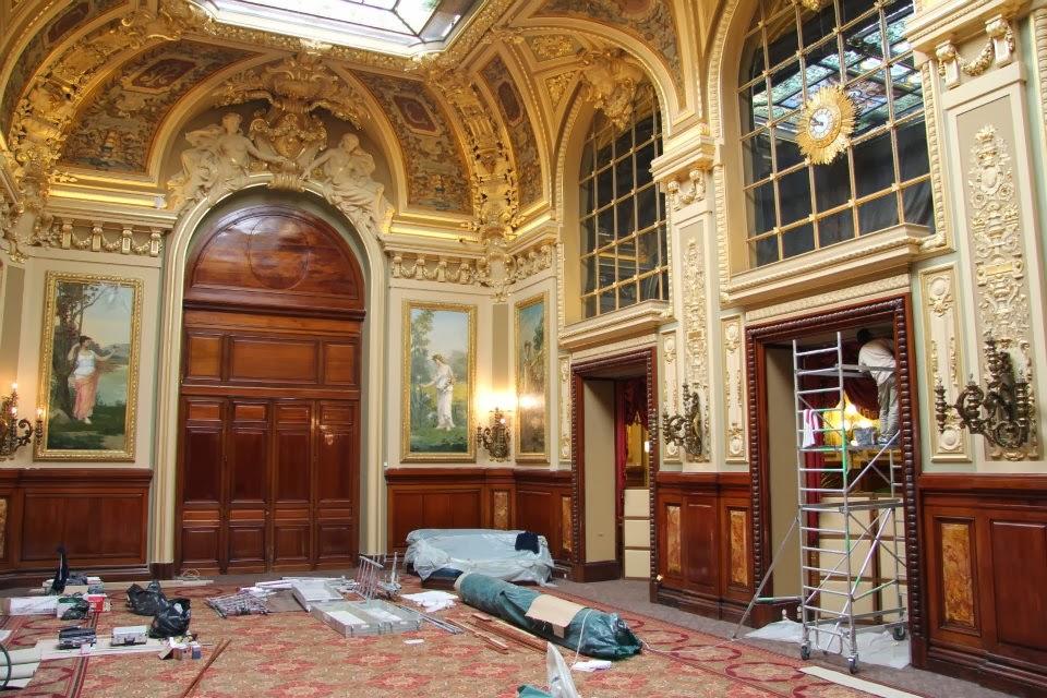 Restauration de peintures à Nice