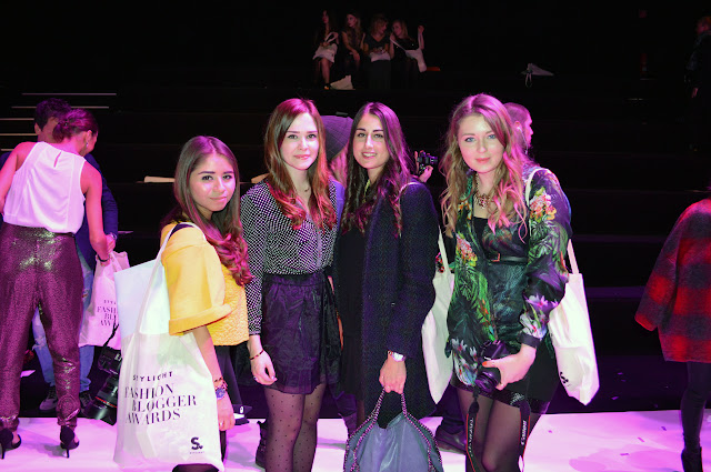 Stylight fashion blogger awards, fiorella, fashionrella, julia haghjoo, no93 blog, vanilla jungle, maria, catwalk, event, berlin, 2014, fashionweek, backstage