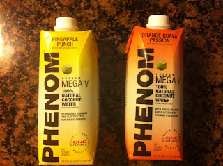 phenom coconut water