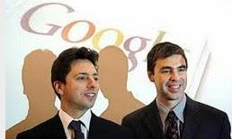 Pendiri google adalah Larry Page dan Sergey Brin
