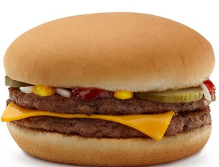 McDonald's McDouble, McDouble, fast food, cheapest
