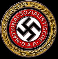 Nazi Badge