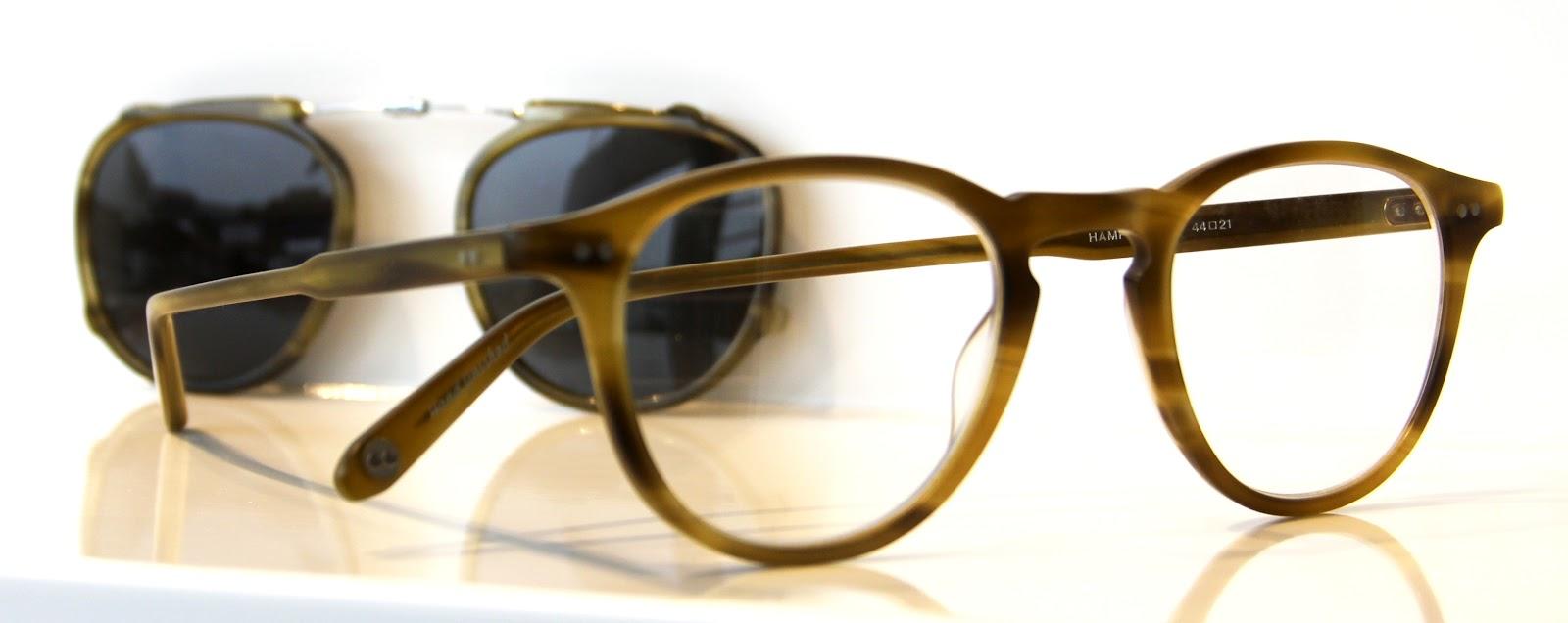 Michael Holmes Premium Eyewear: Garrett Leight California ...