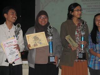 Japanese Speech Contest Regional Jateng dan D.I Yogyakarta