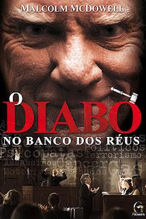 Filme Poster O Diabo no Banco dos Réus DVDRip XviD Dual Audio & RMVB Dublado