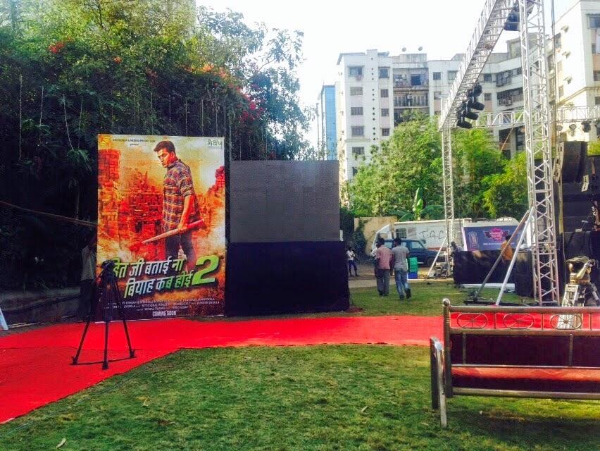 8th Bhojpuri film Award 2014 in Country Club Photos