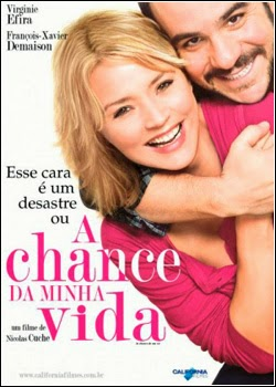 Filme A Chance Da Minha Vida Dublado AVI DVDRip