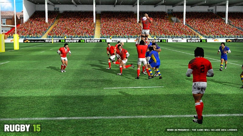 Download Rugby Nations 15 v1.0.apk Free For Android